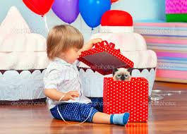 niño regalo cumple