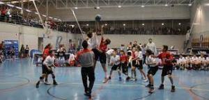 partido baloncesto