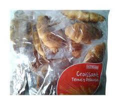 Bolsa croissant